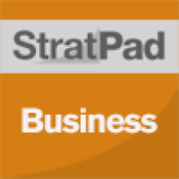 Stratpad: Business Yearly Subscription