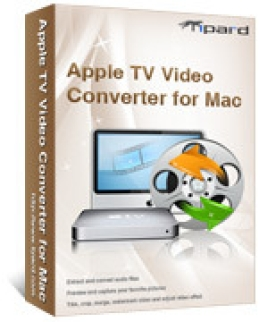 Tipard Apple TV Video Converter for Mac