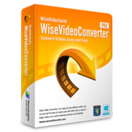 Wise Video Converter Pro (1 year license)