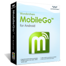 Wondershare MobileGo for Android (Windows)