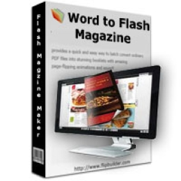 Word to Flash Magazine