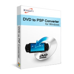 Xilisoft DVD to PSP Converter 6
