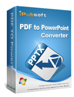 iPubsoft PDF to PowerPoint Converter