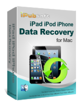 iPubsoft iPad/iPod/iPhone Data Recovery for Mac