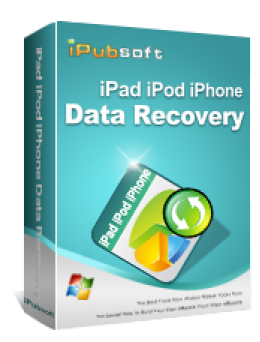 iPubsoft iPad/iPod/iPhone Data Recovery