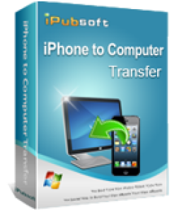 iPubsoft iPhone to Computer Transfer