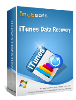 iPubsoft iTunes Data Recovery
