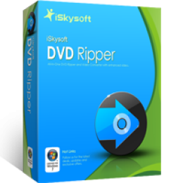 iSkysoft DVD Ripper for Windows